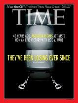 TIME portada